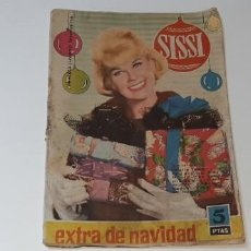 Tebeos: ANTIGUO COMIC SISSI - EXTRA DE NAVIDAD - AÑO 1963 ED. BRUGUERA. Lote 194577627