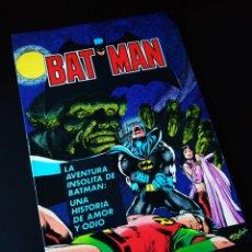 Tebeos: EXCELENTE ESTADO BATMAN 5 BRUGUERA UNA HISTORIA DE AMOR Y ODIO BAT-MAN. Lote 194602002