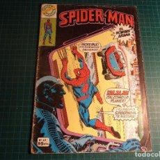 Tebeos: SPIDER-MAN. Nº 61. BRUGUERA. Lote 194616901