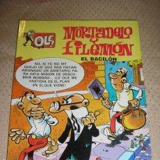 Tebeos: MORTADELO- OLE Nº 5 - 1ª EDICION - ED. B. Lote 194637613