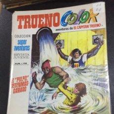 Tebeos: BRUGUERA TRUENO COLOR SEGUNDA EPOCA NUMERO 11 NORMAL ESTADO - OFERTA 1. Lote 194649035