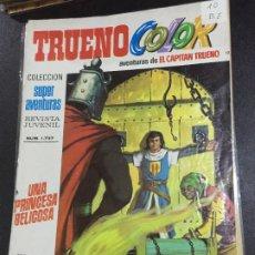 Tebeos: BRUGUERA TRUENO COLOR SEGUNDA EPOCA NUMERO 10 NORMAL ESTADO - OFERTA 1. Lote 194649040