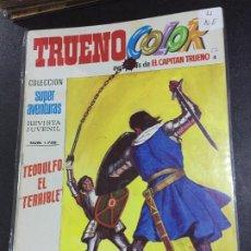 Tebeos: BRUGUERA TRUENO COLOR SEGUNDA EPOCA NUMERO 4 NORMAL ESTADO - OFERTA 1. Lote 194649047