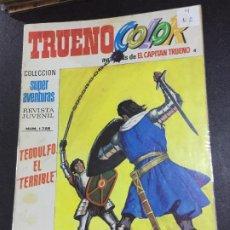 Tebeos: BRUGUERA TRUENO COLOR SEGUNDA EPOCA NUMERO 4 NORMAL ESTADO - OFERTA 1. Lote 194649052