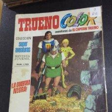 Tebeos: BRUGUERA TRUENO COLOR SEGUNDA EPOCA NUMERO 3 NORMAL ESTADO - OFERTA 1. Lote 194649061