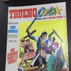 Tebeos: BRUGUERA TRUENO COLOR SEGUNDA EPOCA NUMERO 2 NORMAL ESTADO - OFERTA 1. Lote 194649063