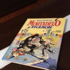 Tebeos: MORTADELO Y FILEMON MAGOS DEL HUMOR 3 SAFARI CALLEJERO 1º EDICION 1984 ¡BUEN ESTADO! TAPA DURA. Lote 194649387