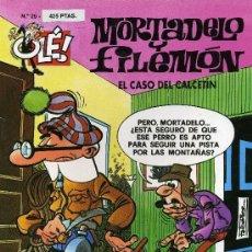 Tebeos: MORTADELO Y FILEMON. Lote 194660965