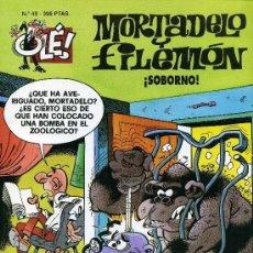 Tebeos: MORTADELO Y FILEMON. Lote 194661183