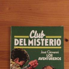 Tebeos: CLUB DEL MISTERIO N 20. Lote 194679547