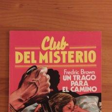 Tebeos: CLUB DEL MISTERIO N 21. Lote 194680616