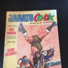 Giornalini: BRUGUERA JABATO COLOR SEGUNDA EPOCA NUMERO 45 NORMAL ESTADO - OFERTA 3. Lote 194686686