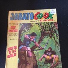 Giornalini: BRUGUERA JABATO COLOR SEGUNDA EPOCA NUMERO 36 NORMAL ESTADO - OFERTA 3. Lote 194687545