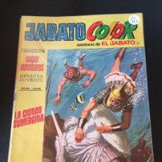 Giornalini: BRUGUERA JABATO COLOR SEGUNDA EPOCA NUMERO 21 NORMAL ESTADO - OFERTA 3. Lote 194687762