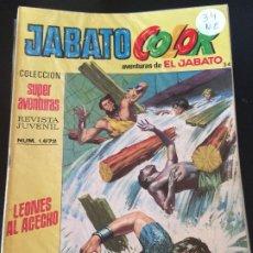 Giornalini: BRUGUERA JABATO COLOR SEGUNDA EPOCA NUMERO 34 NORMAL ESTADO - OFERTA 3. Lote 194688395