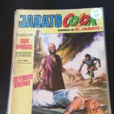 Giornalini: BRUGUERA JABATO COLOR SEGUNDA EPOCA NUMERO 31 NORMAL ESTADO - OFERTA 3. Lote 194688555