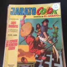 Giornalini: BRUGUERA JABATO COLOR SEGUNDA EPOCA NUMERO 38 NORMAL ESTADO - OFERTA 3. Lote 194688570