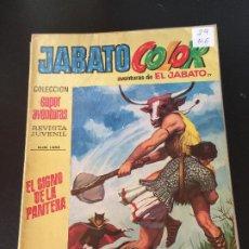 Giornalini: BRUGUERA JABATO COLOR SEGUNDA EPOCA NUMERO 29 NORMAL ESTADO - OFERTA 3. Lote 194689080