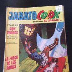 Giornalini: BRUGUERA JABATO COLOR SEGUNDA EPOCA NUMERO 44 NORMAL ESTADO - OFERTA 3. Lote 194692013