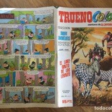 Tebeos: TRUENO COLOR 84 - SEGUNDA EPOCA - BRUGUERA, ORIGINAL - GCH1. Lote 194701523