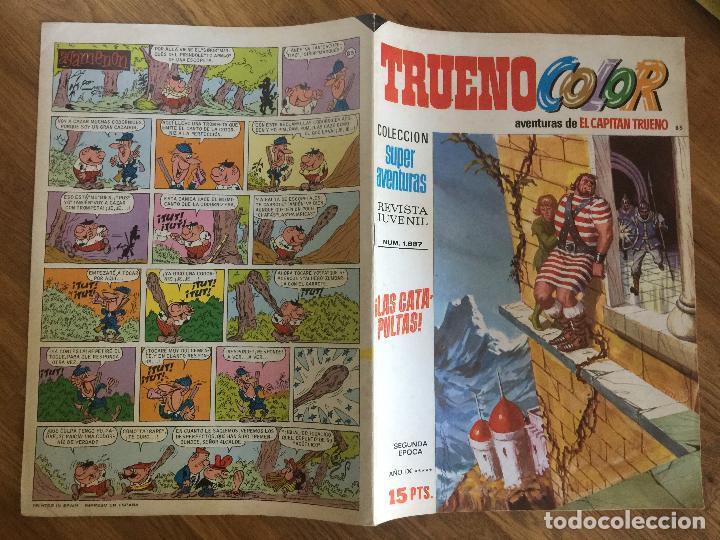 TRUENO COLOR 85 - SEGUNDA EPOCA - BRUGUERA, ORIGINAL - GCH1 (Tebeos y Comics - Bruguera - Capitán Trueno)