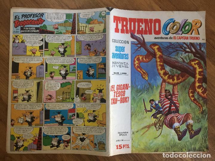 TRUENO COLOR 86 - SEGUNDA EPOCA - BRUGUERA, ORIGINAL - GCH1 (Tebeos y Comics - Bruguera - Capitán Trueno)