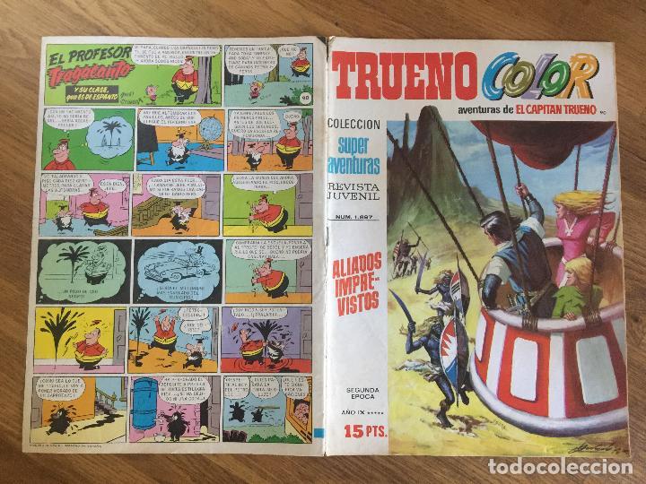 TRUENO COLOR 90 - SEGUNDA EPOCA - BRUGUERA, ORIGINAL - GCH1 (Tebeos y Comics - Bruguera - Capitán Trueno)