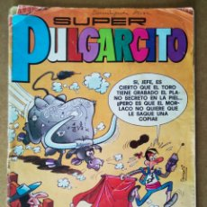 Tebeos: SÚPER PULGARCITO N°83 (BRUGUERA, 1978). 60 PÁGINAS A COLOR Y BITONO.. Lote 194707220