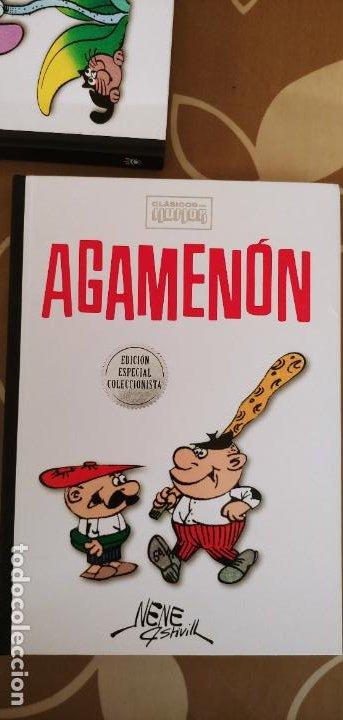 CLÁSICOS DEL HUMOR RBA AGAMENÓN NENÉ ESTIVILL NUEVO DE KIOSKO (Tebeos y Comics - Bruguera - Otros)