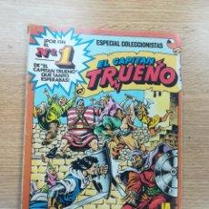 Tebeos: CAPITAN TRUENO #11 A SANGRE Y FUEGO. Lote 194728561