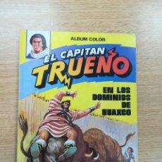 Tebeos: CAPITAN TRUENO #10 EN LOS DOMINIOS DE HUAXCO. Lote 194728563