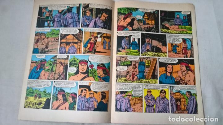 Tebeos: COMIC: JOYAS LITERARIAS JUVENILES Nº 35. LA CRUZ Y LA ESPADA. GEORGE WHITTING - Foto 2 - 194732713