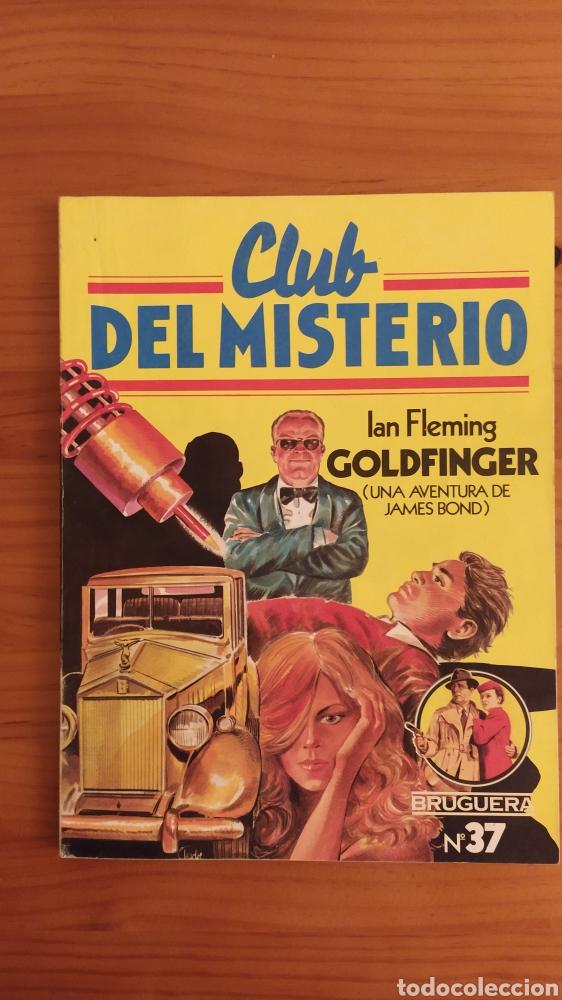 CLUB DEL MISTERIO N 37 (Tebeos y Comics - Bruguera - Otros)
