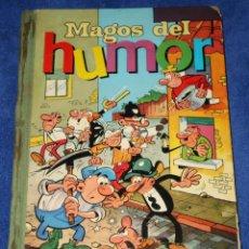Tebeos: MAGOS DEL HUMOR - VOLUMEN XI - BRUGUERA (1972). Lote 194739837