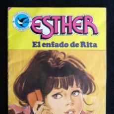 Tebeos: ESTHER. EL ENFADO DE RITA. BRUGUERA, 1985. Lote 194747246