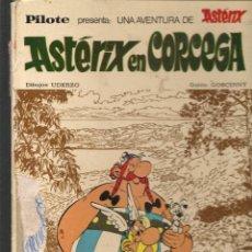 Tebeos: ASTÉRIX EN CÓRCEGA. PILOTE Nº 37. BRUGUERA, 1973. (ST/B3). Lote 194755416