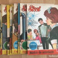Tebeos: LOTE 14 EJEMPLARES SISSI , SELECCION DE NOVELAS GRAFICAS - BRUGUERA - GCH1. Lote 194756816