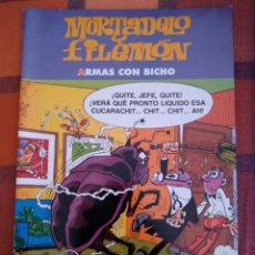 Tebeos: MORTADELO Y FILEMÓN. ARMAS CON BICHO. EDICIONES B, 2003.. Lote 194763783