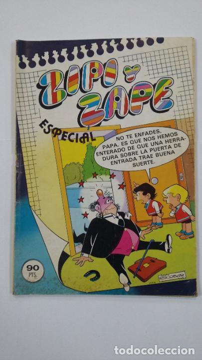 ZIPI Y ZAPE ESPECIAL Nº 76. BRUGUERA. TDKC48 (Tebeos y Comics - Bruguera - Otros)