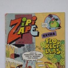 Tebeos: ZIPI Y ZAPE EXTRA FLORECILLAS AÑO XIV Nº 84. TDKC48. Lote 194870277