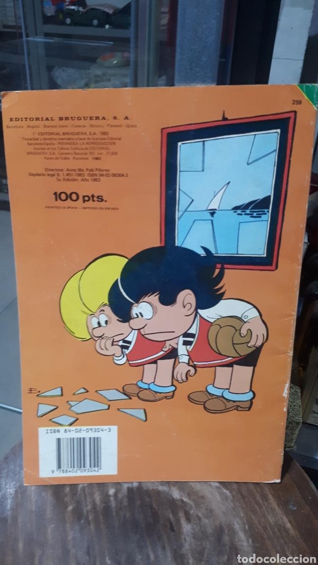 Tebeos: ZIPI Y ZAPE Y TOBY DOS BOLIDOS EN ACCION COLECCION OLE PRIMERA EDICION 1983 - Foto 2 - 194883533