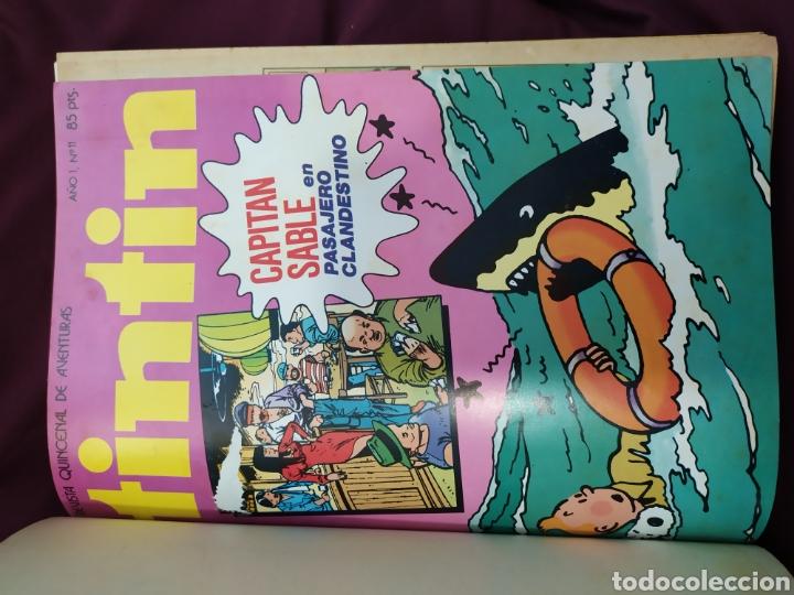 Tebeos: Selecciones de Tintín ,editorial Bruguera num 3 - Foto 2 - 194885891