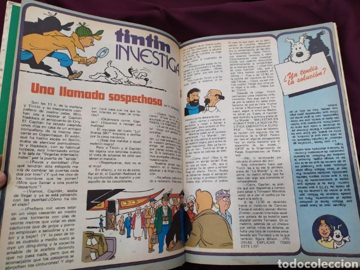Tebeos: Selecciones de Tintín ,editorial Bruguera num 3 - Foto 4 - 194885891