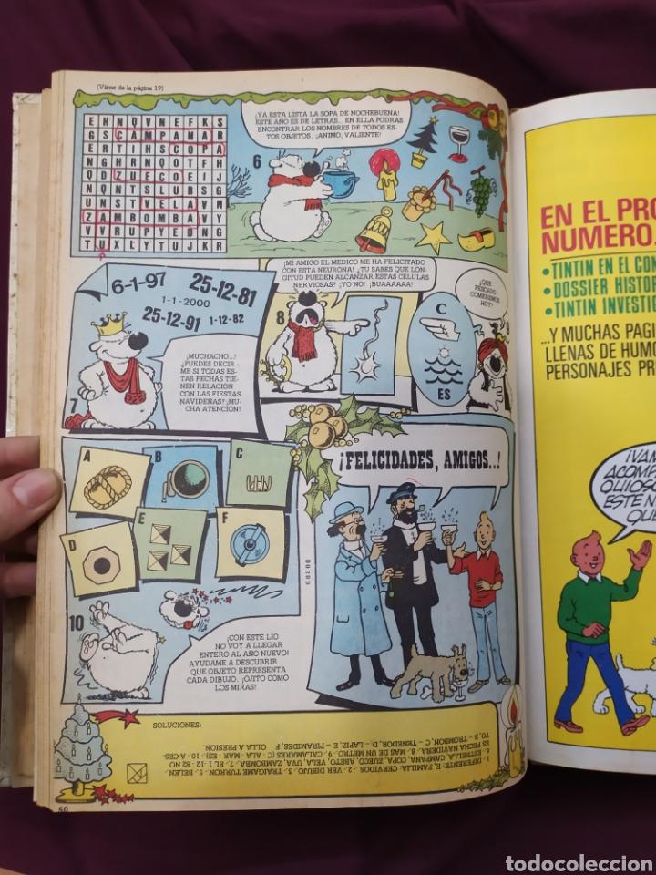 Tebeos: Selecciones de Tintín ,editorial Bruguera num 3 - Foto 9 - 194885891