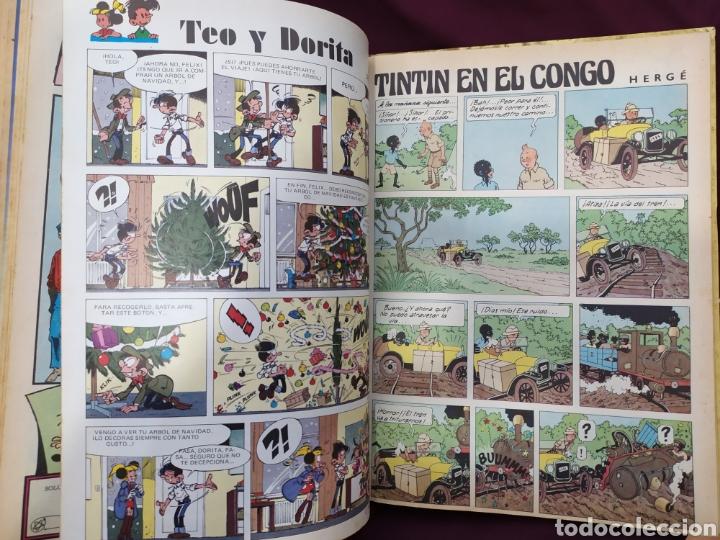 Tebeos: Selecciones de Tintín ,editorial Bruguera num 3 - Foto 10 - 194885891