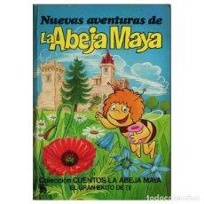 Tebeos: LAS NUEVAS AVENTURAS DE LA ABEJA MAYA . Lote 194886942