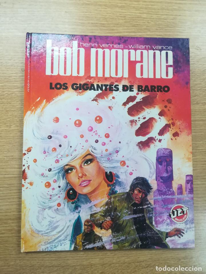 BOB MORANE LOS GIGANTES DE BARRO (CARTONE) (JET) (Tebeos y Comics - Bruguera - Otros)