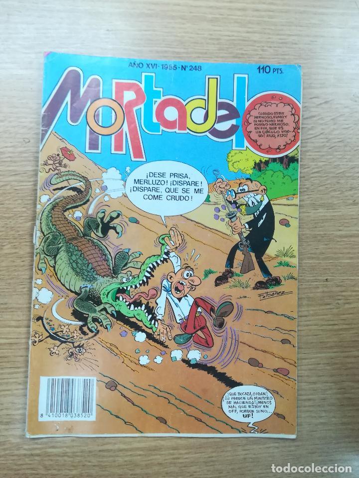 MORTADELO #248 (Tebeos y Comics - Bruguera - Mortadelo)