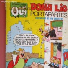 Tebeos: COLECCION OLÉ¡ - DOÑA LIO PORTAPARTES - COCINANDO ES UN DESASTRE - 2ª ED. 1977. . Lote 194897888