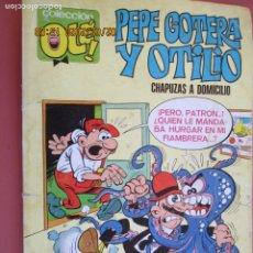 Tebeos: COLECCIÓN OLÉ¡ - PEPE GOTERA Y OTILIO - CHAPUZAS A DOMICILIO - ED. BRUGUERA 3º ED. 1977. . Lote 194900372